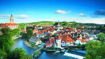 Private One-Way Sightseeing Trip from Prague to Passau via Cesky Krumlov, Prague, Private...
