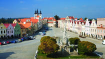 Private return day trip from Cesky Krumlov to UNESCO town of Telc with a guided walking tour, Cesky ...