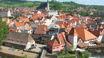 Private Return Day Trip from Linz to Cesky Krumlov: Transportation Only or Guided Tour, Linz, ...