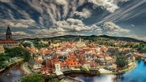 Private Sightseeing Trip from Vienna to Prague via Cesky Krumlov with a Guided Tour, Vienna, ...