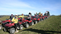 Kaikoura Quad Bike Tour ab Christchurch, Christchurch