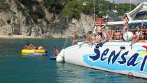 Costa Brava Catamaran Trip with Lunch and Drinks, Costa Brava