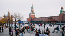 Moscow Walking Tour Through the Eyes of Locals, Moscow, Private Sightseeing Tours