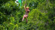 Boca del Puma: Extreme Zip-Line Tour from Playa del Carmen, Playa del Carmen, Ziplines