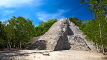 Coba, Tulum, Cenote and Playa Paraiso from Cancun, Cancun, Archaeology Tours