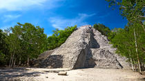 Coba, Tulum Ruins, Cenote and Tulum Beach from Cancun, Cancun, Archaeology Tours