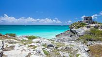 Tulum, Coba and Snorkel in Two Reefs from Playa del Carmen, Playa del Carmen, Day Trips