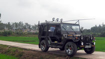 My Son Explorer Sunrise Tour from Hoi An by Military Jeep, Hoi An, Half-day Tours