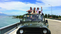 Open tour from Hoi An to Hue by Jeep - unique, fun & save!, Hoi An, 4WD, ATV & Off-Road Tours