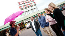Food and Cultural Walking Tour van Pike Place Market, Seattle, Market Tours