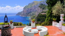 Capri Day Trip with Lunch from Naples, Naples, Hop-on Hop-off Tours