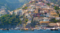 Naples Shore Excursion: Private Tour to Sorrento, Positano, and Amalfi, Naples, Rail Tours