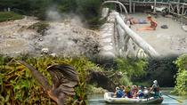 3 IN 1 VOLCANO HOT SPRINGS & MUD BATHS AND RIVER FLOATING TOUR, Liberia, Attraction Tickets