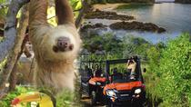 BEACH-MOUNTAIN & SLOTH REFUGE BUGGY TOUR, Liberia, Private Sightseeing Tours