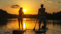 Stand Up Paddle Tour in Papagayo Gulf , Liberia, Stand Up Paddleboarding