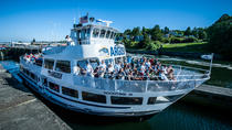 Seattle sluit cruise, Seattle, Dagcruises