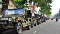 Full-day Private Cu Chi Tunnels Tour by Army Jeep from Ho Chi Minh City, Ho Chi Minh City, Private ...