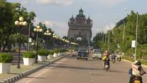 Private Departure Transfer: From Hotel in Vientiane to the Airport, Vientiane