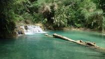 Private Tour: Kuang Si Waterfall from Luang Prabang, Luang Prabang, Private Day Trips