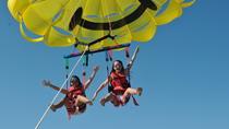 EXTREME Shell Island Parasail Adventure, Panama City Beach, Parasailing & Paragliding