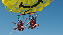 Super Deluxe Shell Island Parasail Adventure, Panama City Beach, Parasailing & Paragliding