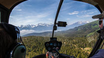 Extended Length Helicopter Access Glacier Hiking, Seward, Helicopter Tours