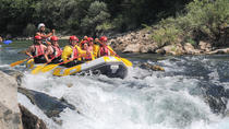 Rafting on the Neretva River from Konjic, Sarajevo, White Water Rafting