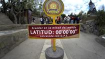 Equator Line und Pululahua Krater Private Halbtagestour, Quito, Private Touren