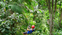 Private Mindo Zip Lining, Chocolate Tasting and Equator Museum Tour, Quito, Custom Private Tours