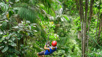 Private Mindo Ziplining, Chocolate Tasting, and Equator Museum Tour, Quito, Custom Private Tours
