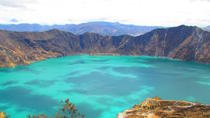 Shared Day Trip to Quilotoa Crater Lagoon from Quito, Quito, Day Trips