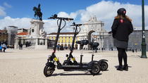 Alfama Tour by E-Scooter in Lisbon, Lisbon, City Tours