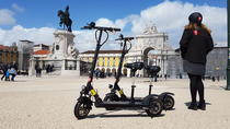 Mouraria Tour by E-Scooter in Lisbon, Lisbon, City Tours