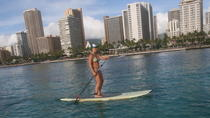 Oahu Stand Up Paddleboarding Lessons - Group Lesson - Right Outside Waikiki, Oahu, Stand Up ...