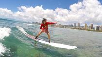 Oahu Surf Lessons with a Private Instructor from Waikiki, Oahu