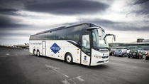 Airport Express Shared Arrival Transfer from Keflavik Airport to Reykjavik City, Reykjavik, Airport ...