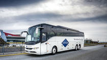 Airport Express Shared Departure transfer from Reykjavik City to Keflavik Airport, Reykjavik, ...