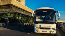 Airport Express Shared Departure Transfer from Reykjavik Hotels to Keflavik Airport, Reykjavik, ...