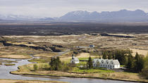 Golden Circle Super Jeep Tour and Snowmobiling, Reykjavik, Day Trips