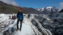 Overnight South Coast and Glacier Lagoon Tour with Glacier Hike, Reykjavik, Ski & Snow