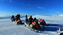 South Iceland Tour from Reykjavik with Snowmobile Adventure, Reykjavik, 4WD, ATV & Off-Road Tours