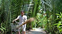 Cycling Mekong Delta Ben Tre 2days, Southern Vietnam, Multi-day Cruises