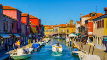Private Excursion by Motorboat to the Islands of Murano, Burano and Torcello, Venice, Half-day Tours