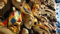 Venice Carnival Masks Demonstration, Venice, Hop-on Hop-off Tours