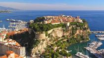 Small-Group Half-Day Tour of the French Riviera Corniches and Monaco from Nice, Nice, Half-day Tours