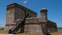 St. Augustine, Fort Matanzas and Downtown Helicopter Tour, St Augustine
