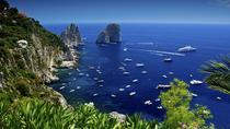 Capri Day Trip from Positano or Praiano, Amalfi Coast, Day Cruises