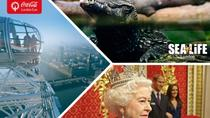 Billet combiné : London Eye - SEA LIFE de Londres - Madame Tussauds de Londres, Londres, Billetterie attractions