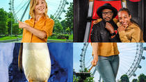 Billet Combo: London Eye - SEA LIFE Londres - Madame Tussauds Londres, Londres, Billetterie attractions