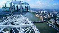 Billet coupe-file pour le London Eye, Londres